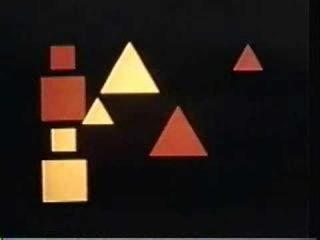 Sesame Street - Shape Organization