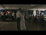 Wedding Waltz to Nora Jones, come away with me.