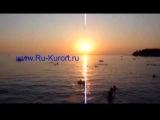 Дивноморск пляж и набережная в Дивноморске
