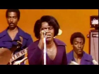 JAMES BROWN Sex Machine, Try Me, Get On The Good Foot, Soul Power, & Escapism (Soul Train 1973)