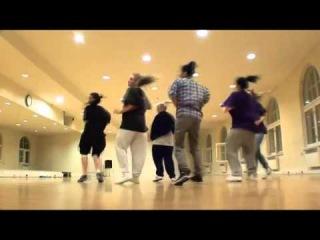 Танцующий Город 2012. 17 ноября. Гигант-Холл Пароход.