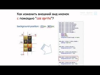 Как изменить внешний вид иконок панели Yandex.Share?