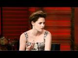 [HD] Kristen Stewart Interview On Live With Regis & Kelly 10/19/2010
