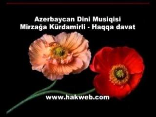 Mirzağa Kürdəmirli - Haqqa Dəvət-Dini Meyxana 2013