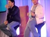 Миша и МАРК Шеппард, панель @ Rising Con Spain - 11/06/2011 (part 1/3) [rus subs]