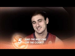 GOW 10 questions interview: Nenad Krstic - CSKA Moscow
