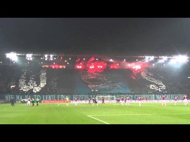 Чемпионат Польши 2012\13 10-й тур 02.11.12 Висла (Краков) - Лех (Познань) 01