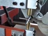 Homemade Projection Spot Welder - Máquina de Solda Ponto por Projeção Caseira