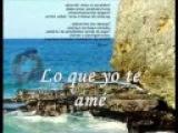 Como Yo Te Amé - Luis Miguel