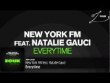 New York FM feat. Natalie Gauci - Everytime