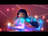 Winx Club Sirenix Transformation Japanese HD