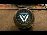 Iron Man 2 Arc reactor Mark V Tutorial