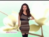 Анна Плетнёва в промо-ролике телеканала