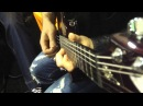 Guthrie Govan Ron Thal Bumblefoot jamming at NAMM 2011 with Crystal Fawn Fofi Lancha