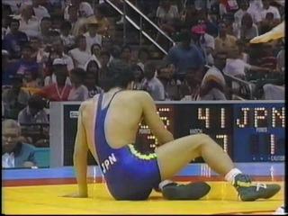 Guliev, Zafar (RUS) vs Kado, Hiroshi (JPN)