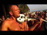 Micah the Violinist &amp Marcello Marchitto live @ satrinxa sep.2012 Part 3