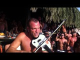Micah the Violinist &amp Marcello Marchitto live @ satrinxa sep.2012 Part 2