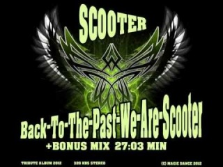 12-Scooter - Weekend (DJ Niki and Sandslash remix 2012) (Back to the past we are Scooter) by DJ VF