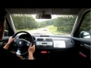 Idiots drive a nurburgring rental on the street with a camera running