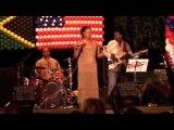 Jackie Jones sings
