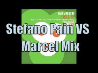 I Will Be - Stefano Pain VS Marcel Mix