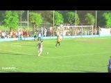 Substitute player saves a certain goal Argentina (San Martín vs Bell Ville)