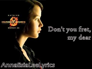 The Civil Wars - Kingdom Come (Lyric Video) [From The Hunger Games]