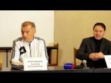 Арсенал (Тула) - Губкин (Губкин) 3:2. Пресс-конференция (1)