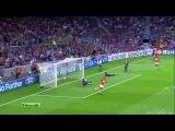 Barcelona vs Spartak 1-1 Autogol Dani Alves