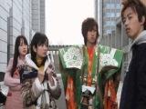 [TKR, DiEnt] Samurai Sentai Shinkenger - 01 [RUS SUB]