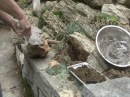 How to Create Clay Crevices in Rock Gardens