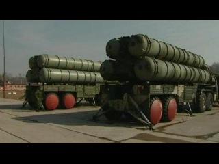 Бойцы ПВО показали, как работает новый ЗРК С-400