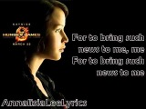 The Carolina Chocolate Drops - Daughter's Lament (Lyric Video) From The Hunger Games