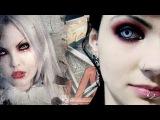 Elena from Demona Mortiss Inspired Makeup Tutorial