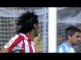 Малага - Атлетико 0:0