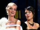 Полина Гагарина и Валерия Зайцева - `Концертный дуэт `Кошки`