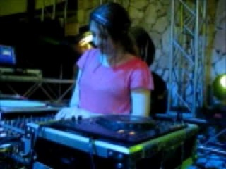 Closing Set Dinky, Opening Frank Lorber @ Cocoon 08/13/11 in Jellyfish Bavaro, RD