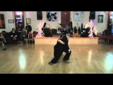 Mile High Blues 2011 Duet Dance Performance