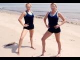 Фитнес дома для женщин. Упражнения для похудения.