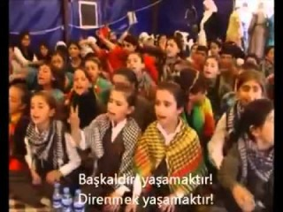 Berxwedan jiyane serhildan jiyane Zarokên kurd