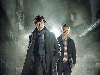 Новый год 2012 - Премьера. Фильм `Шерлок Холмс: Скандал в Белгравии` - Первый канал