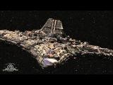 Космический корабль Судьба из сериала Звёздные Врата: Вселенная (Stargate Universe)