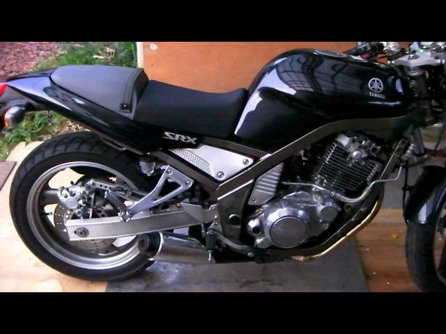 YAMAHA SRX400 3VN