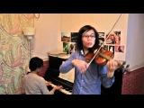 2012-2015 ABRSM Violin Grade 6 Exam Piece B:1 Brahms Hungarian Dance, Book 1 No. 5, arr. Forbes