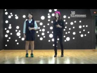 15& (박지민 백예린) I Dream Practice (연습영상)