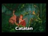 Tarzan- Strangers like me (Multilanguage)