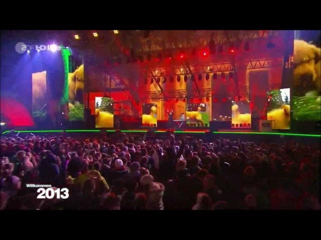 Pet Shop Boys - Live ZDF Willkommen 2013 - 31dec 2012 part 2