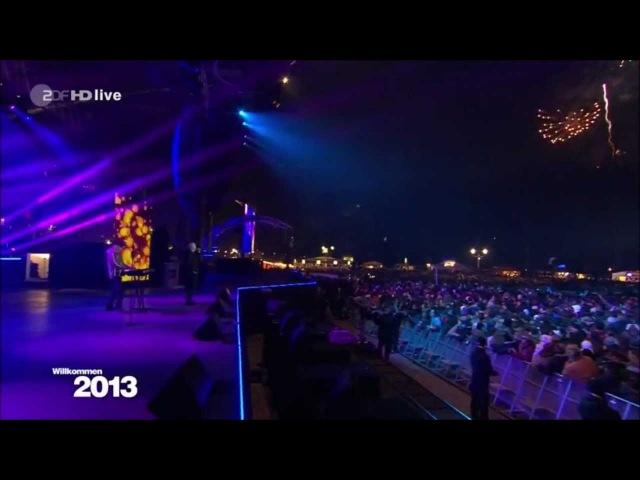 Pet Shop Boys - Live ZDF Willkommen 2013 - 31dec 2012 part 1 (HD)