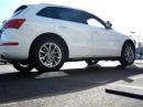 AWD Test BMW X3 vs MB GLK vs Audi Q5