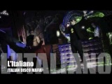 Italian Disco Mafia - Live &amp Dj show preview ( Made in Italy )